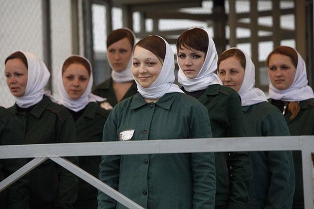 Тюремные касты в мужских и женских тюрьмах в 2020 году