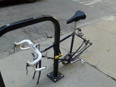 Кража велосипеда: статья УК РФ в 2020 году, что делать если украли?